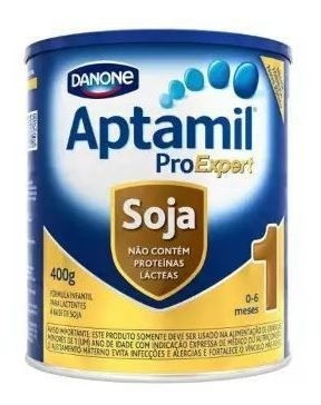 APTAMIL PRO EXPERT SOJA 1 400G - DANONE
