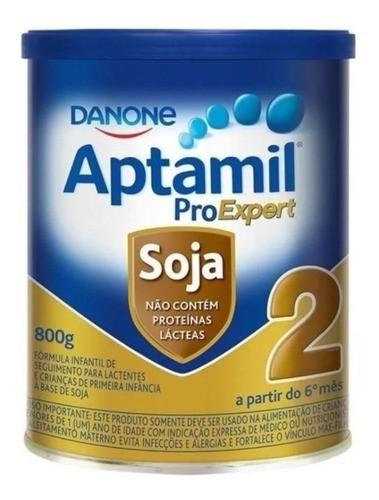 APTAMIL PRO EXPERT SOJA 2 800G - DANONE