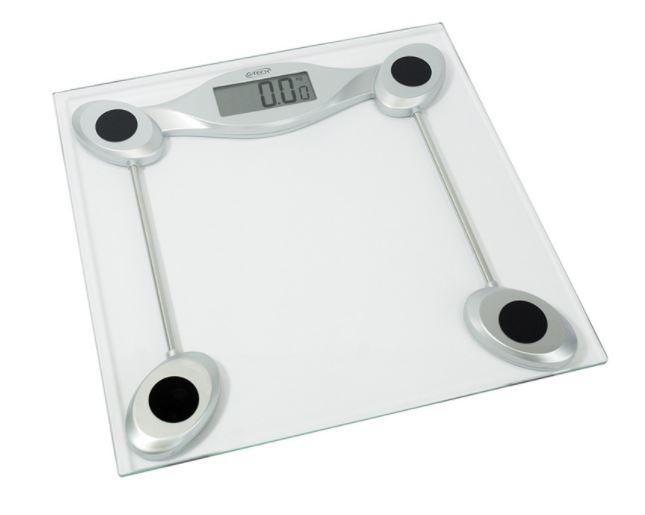 BALANÇA DIGITAL DE VIDRO GLASS 200 - G-TECH