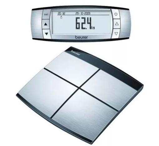 BALANÇA DIGITAL DIAGNÓSTICO VISOR LCD BF 105 - BEURER