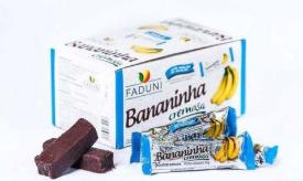BANANINHA CREMOSA S/ ACUCAR 30G - FADUNI