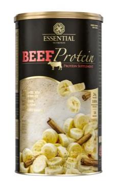 BEEF BANANA COM CANELA 420G - ESSENTIAL
