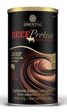 BEEF PROTEIN CACAU 480G - ESSENTIAL