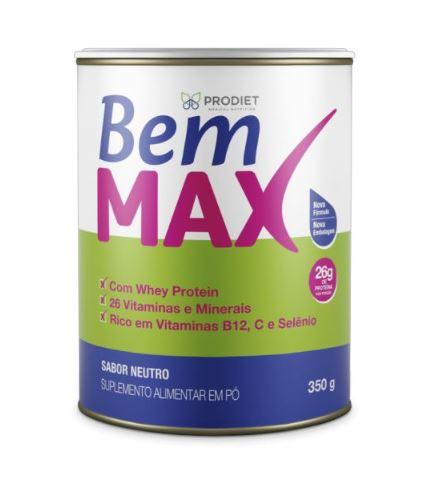 BEM MAX LATA 350G - PRODIET