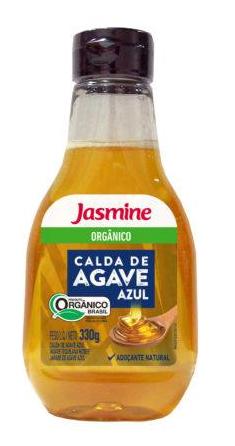 CALDA DE AGAVE ORG. 330G JASMINE FR.C/330G - JASMINE