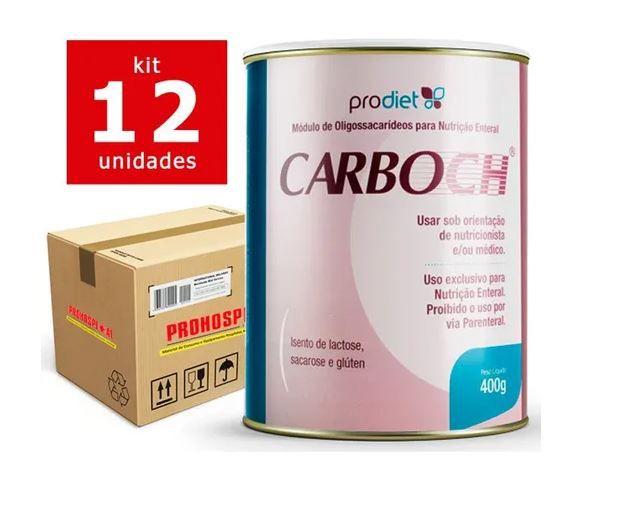 CARBOCH 400G - KIT 12 - PRODIET