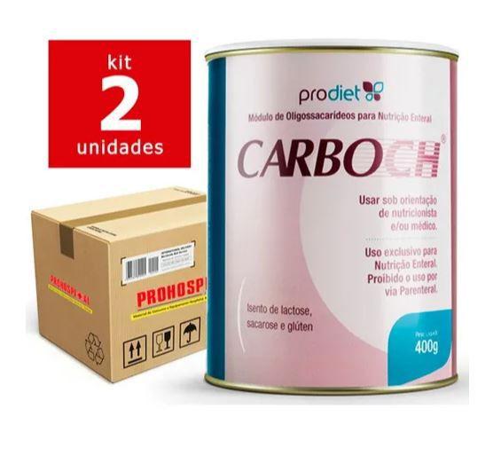 CARBOCH 400G - KIT 2 - PRODIET