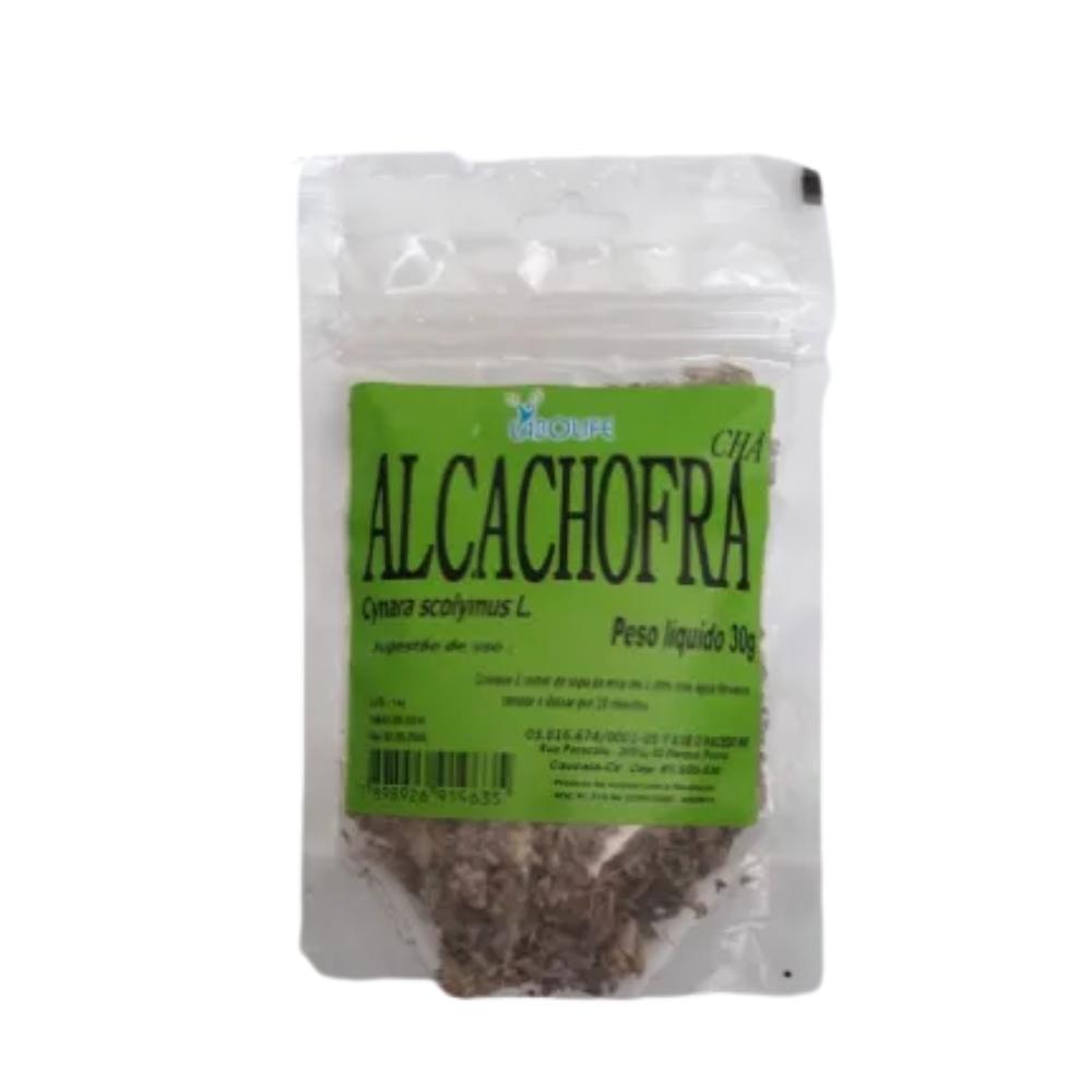 CHÁ ALCACHOFRA 30G - LABOLIFE