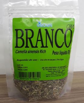 CHÁ BRANCO 30G - LAB.AMAZONAS