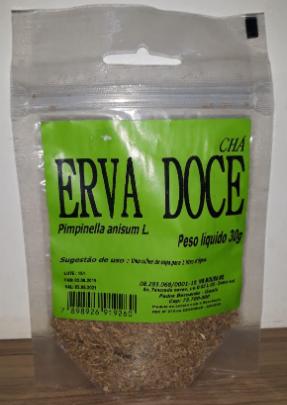 CHÁ DE ERVA DOCE - LABOLIFE