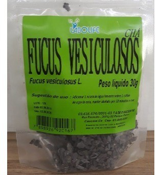 CHA  FUCUS 30G - LAB.AMAZONAS