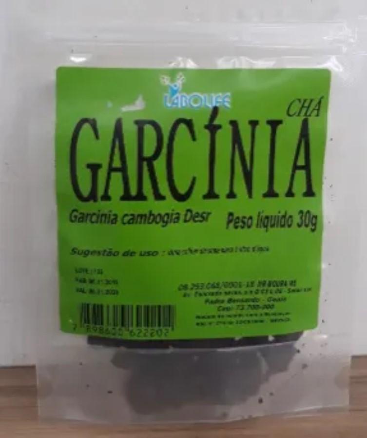 CHÁ GARCINIA 30G - LAB.AMAZONAS