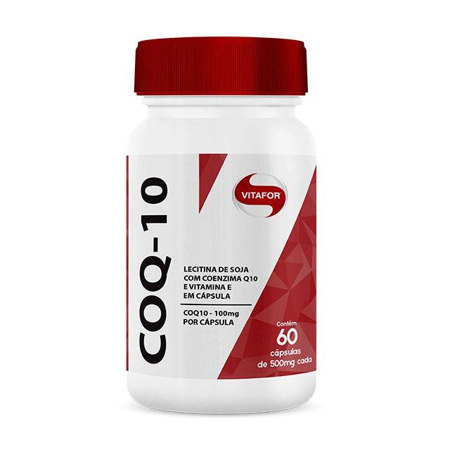 COENZIMA Q10 30 CAPSULAS - VITAFOR