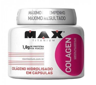 COLAGEN 100CAPS - MAX TITANIUM