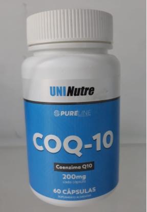 COQ 10 60 CAPS - UNIAO VEGETAL