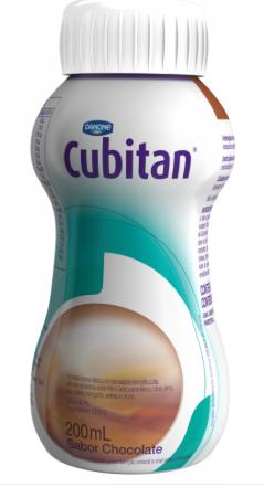 CUBITAN CHOCOLATE (PB 200ML) - DANONE ENTERAL