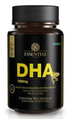 DHA TG 1G 90CAPS - ESSENTIAL