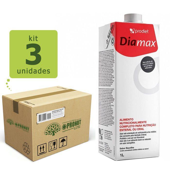 DIAMAX 1 LITRO (KIT C/03 UNDS) - PRODIET