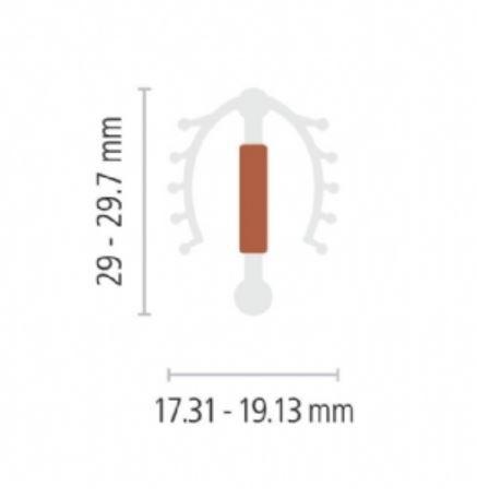 DIU ANDALAN COMFORT MINI CU 375 (KIT 10 UNDS) - DKT