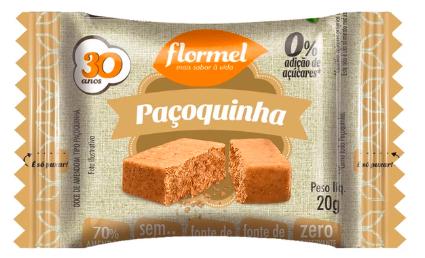 DOCE DIET DE PACOQUINHA 20G FLORMEL