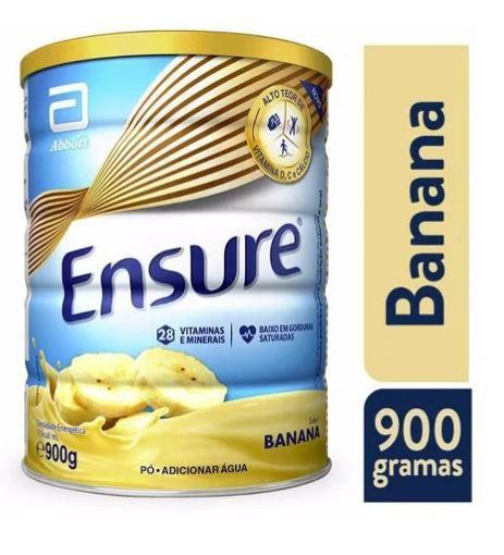 ENSURE BANANA 900G - ABBOTT