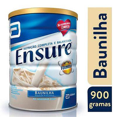 ENSURE BAUNILHA 900G - ABBOTT
