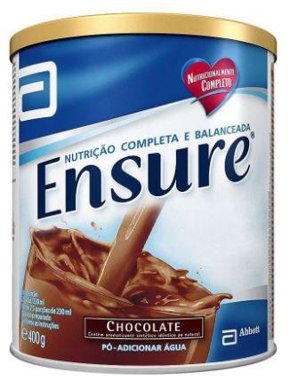 ENSURE CHOCOLATE 400G UNIDADE - ABBOTT