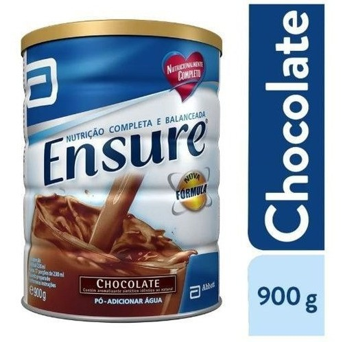 ENSURE CHOCOLATE 900G - ABBOTT