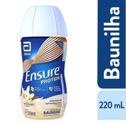 ENSURE PLUS ADVANCE BAUNIILHA 220ML - ABBOTT
