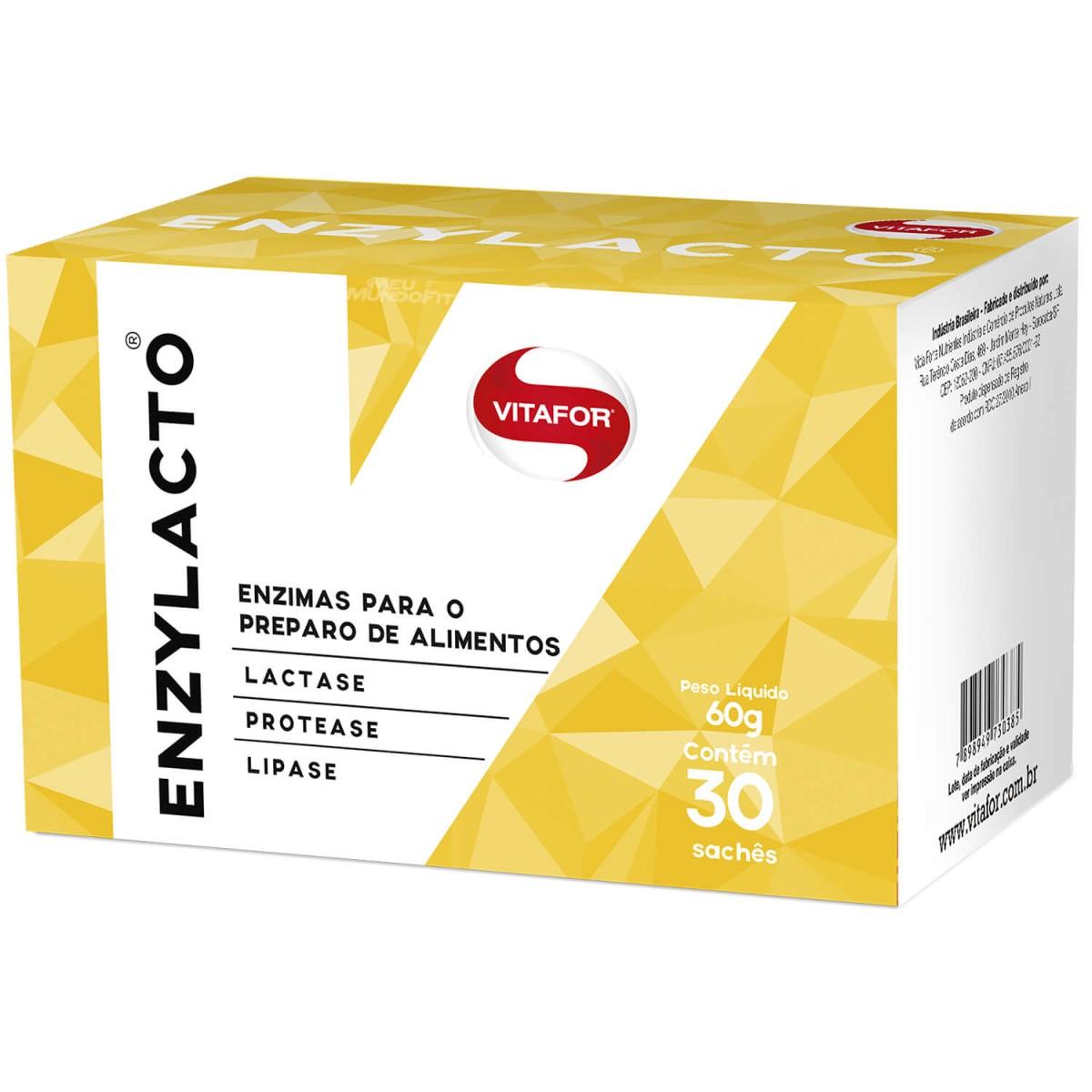 ENZYLACTO (C/30 SACHES 2G)  - VITAFOR