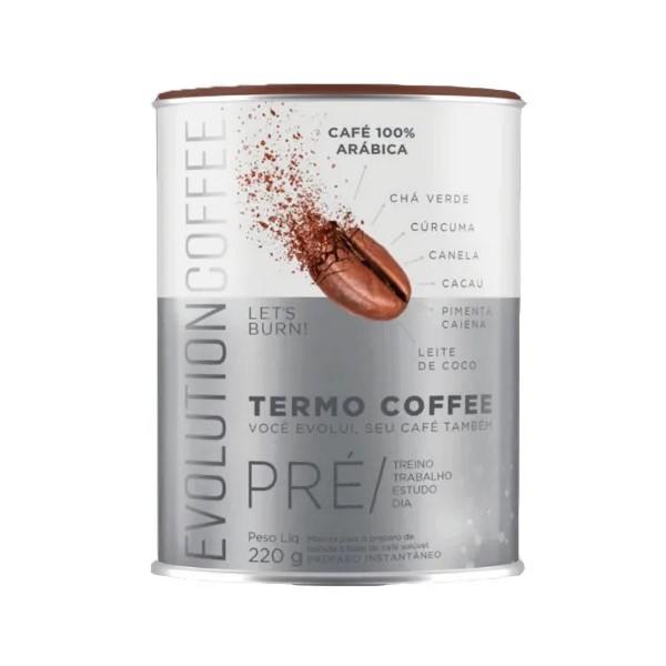 EVOLUTION TERMO COFFEE - 220G