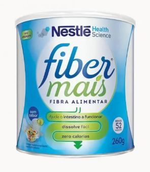 FIBER MAIS 260G (CX /06 UNDS) - NESTLÉ