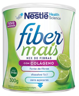 FIBER MAIS COLÁGENO 300G - NESTLÉ