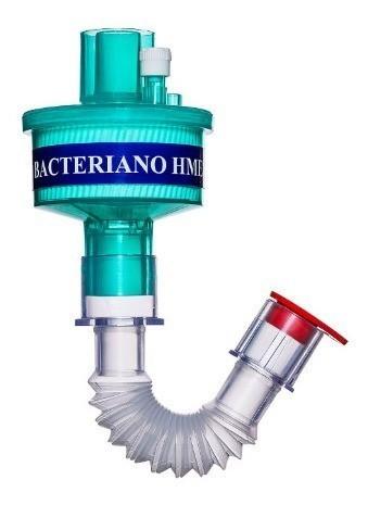 FILTRO BACTERIANO HME ADULTO