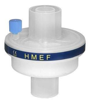 FILTRO BACTERIANO HME C/TAMPA NEWMED