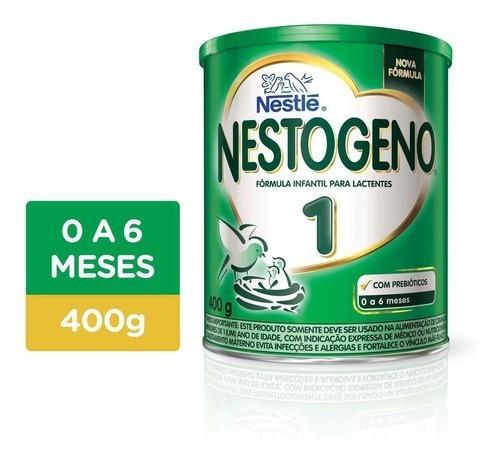 FÓRMULA INFANTIL NESTOGENO 1 400G - NESTLÉ