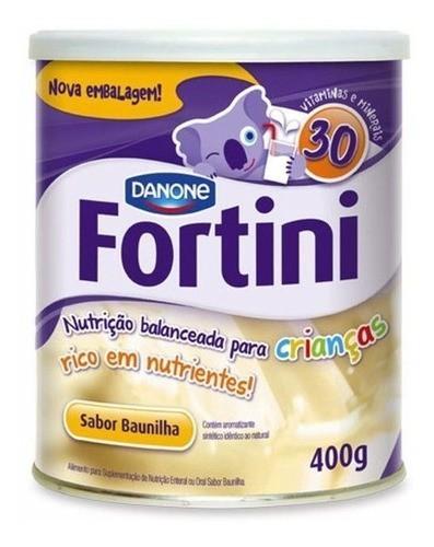 FORTINI BAUNILHA 400G - DANONE
