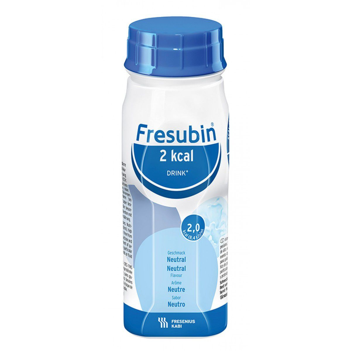 FRESUBIN 2 KCAL DRINK NEUTRO 200ML (KIT 24 UNDS) - FRESENIUS