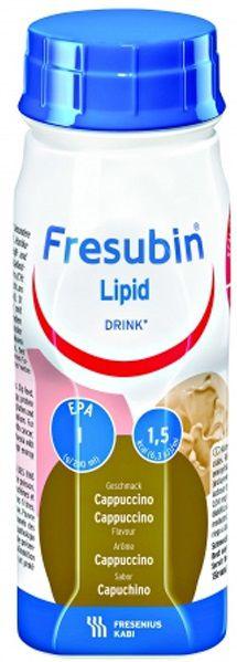 FRESUBIN LIP SABOR CAPPUCINO 200ML - FRESENIUS