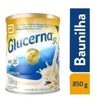 GLUCERNA SR BAUNILHA 850G (KIT C/02 UNDS) - ABBOTT