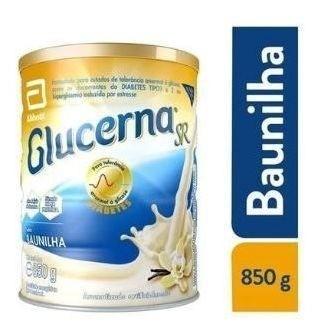 GLUCERNA SR BAUNILHA 850GR - ABBOTT