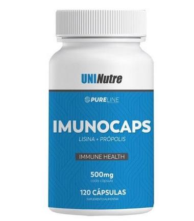 IMUNOCAPS 120CAPS - UNINUTRE