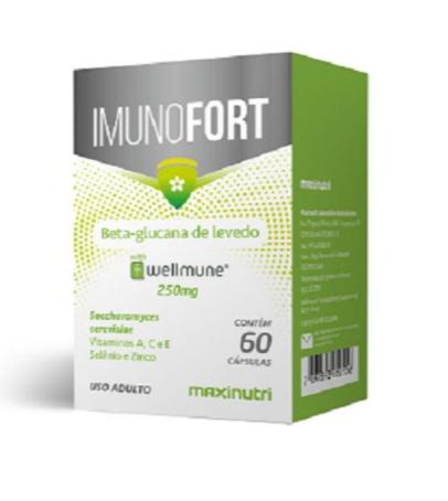 IMUNOFORT 250MG 60CAPS - MAXINUTRI