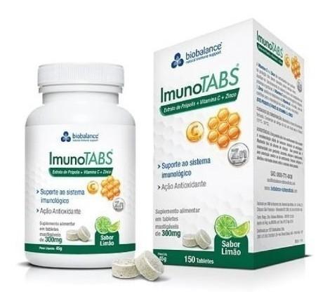IMUNOTABS 150 TABLETES - BIOBALANCE