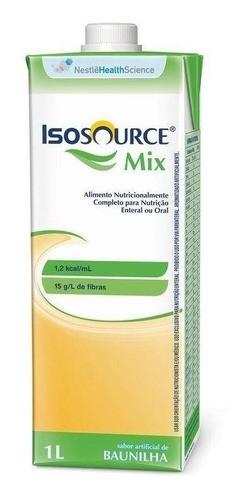 ISOSOURCE MIX 1000 ML - NESTLÉ