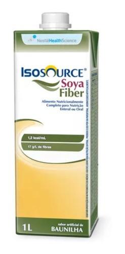 ISOSOURCE SOYA FIBER 1000 ML - NESTLÉ