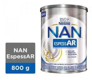 LEITE NAN AR ESPESSAR 800G - NESTLE