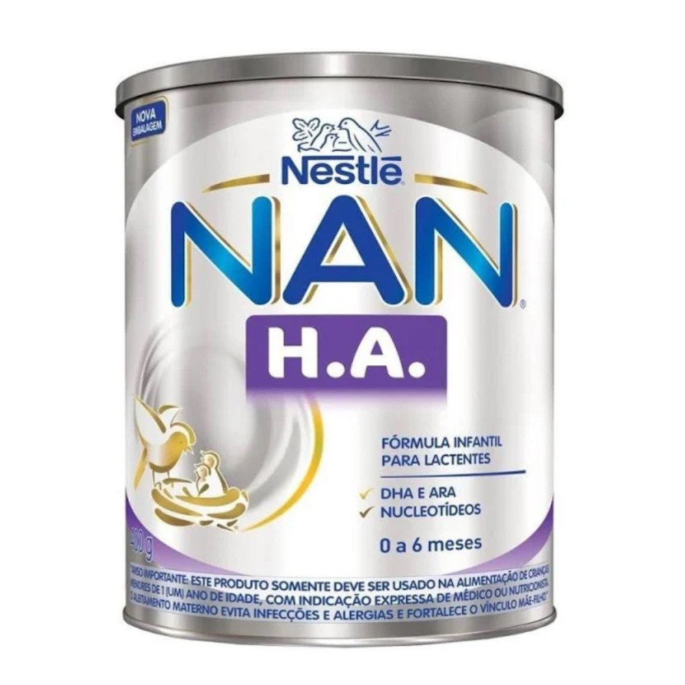 LEITE NAN HA 400G - NESTLÉ