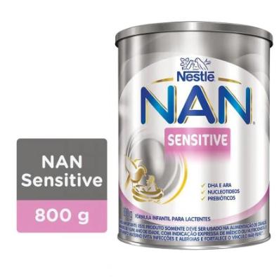 LEITE NAN SENSITIVE 800G - NESTLE