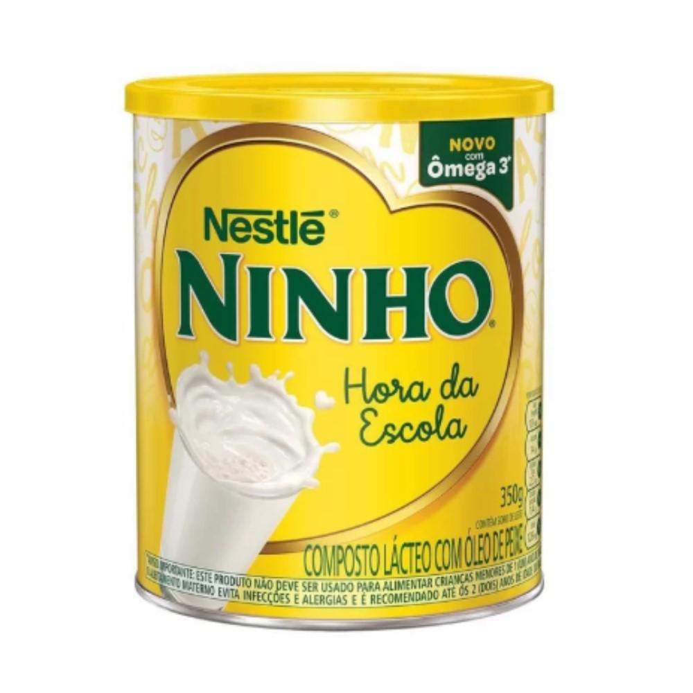 LEITE NINHO HORA DA ESCOLA 350GR - NESTLÉ
